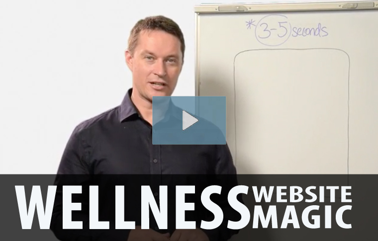 Wellness Website Magic