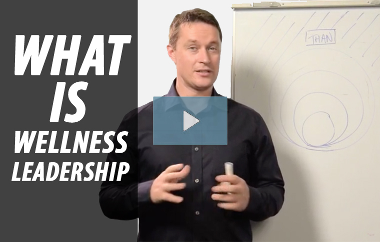 What is Wellness Leadership
