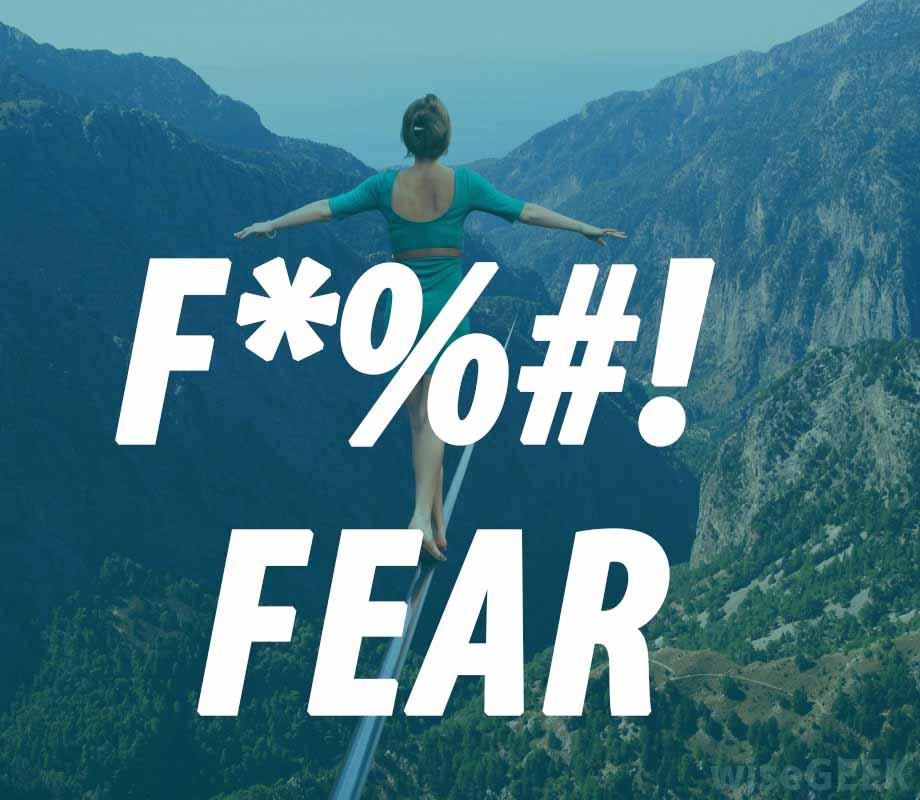 F*%#! FEAR