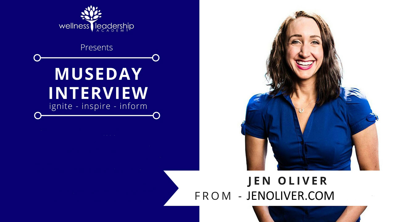 [Casestudy] Museday Inspiration with Jen Oliver